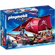 PLAYMOBIL 6681 Soldiers' Patrol Boat - Building Kit