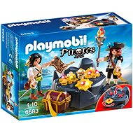 PLAYMOBIL® 6683 Pirate Treasure Hideout - Building Kit