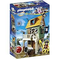 Playmobil 4796 Camouflage Pirate Fort with Ruby - Building Kit