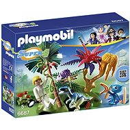 Playmobil 6687 Lost Island with Alien and Raptor - Building Kit