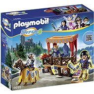 Playmobil 6695 Royal Tribune with Alex - Building Kit