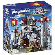PLAYMOBIL 6697 Portable Castle Black Baron - Building Kit
