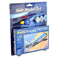 Revell Model Set 03999 Aircraft - Boeing 747-200 - Plastic Model