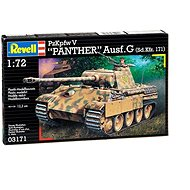 "Revell Model Kit 03171 tank - PzKpfw. V ""Panther"" Ausg. G (Sd.Kfz. 171) - Plastic Model"