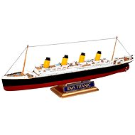 Revell Model Set 05804 ship - R.M.S. Titanic - Plastic Model