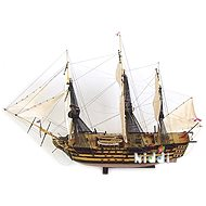 Revell Model Kit 05408 ship - H.M.S. Victory - Plastic Model
