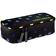 CoocaZoo Pencil Denzel Magic Polka Colorful - Pencil Case