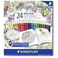 Staedtler Noris Club 24 Coloured Pencils, Limited edition by Johanna Basford - Coloured Pencils