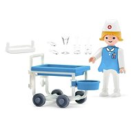 IGRÁČEK - Nurse with accessories - Game set