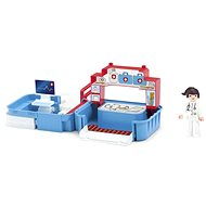 IGRACEK Handy - Hospital with doctor - Playset