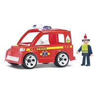 IGRACEK Multigo - Fire truck with fireman - Game set
