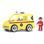 IGRACEK Multigo - Ambulance with Driver - Game set