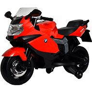 BMW K1300 electric motorbike red - Electric Motorcycle