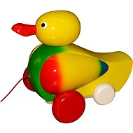 Push and Pull Duck - Push and Pull Toy