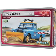 Monti system 01 - Technic Service Land Rover 1:35 - Building Kit