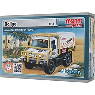 Monti system 17 Rally Merced 1:48 - Building Kit