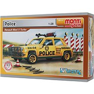 Monti system 41 - Police-Renault Maxi 5 1:28 - Building Kit