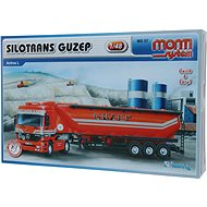 Monti system 57 - Silotrans Guzep Actros L-MB 1:48