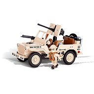 Cobi Willys Jeep North Africa - Building Kit