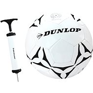 Dunlop soccer ball with pump - Football