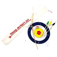 Archery Set with Suction Cups - Game Set