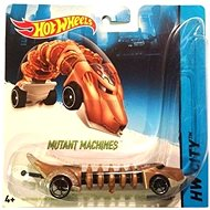 Hot Wheels - Mutant Machine Rattle Roller - Toy Vehicle