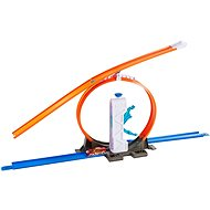 Hot Wheels - Track Builder Loop Launcher - Game set