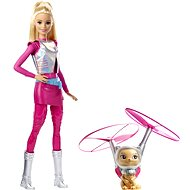 Mattel Barbie - Star Light Adventure Barbie Doll and Flying Cat - Doll