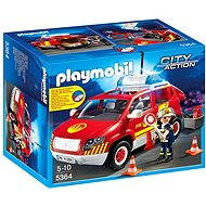 Playmobil Fire Chief´s Car with Lights and Sound 5364 - Building Kit