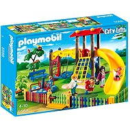 Playmobil 5568 Children's Playground - Building Kit