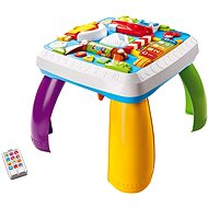 Mattel Fisher Price - Smart Stages table CZ/EN - Educational Toy