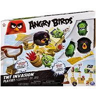 Angry Birds - TNT Invasion - Game set