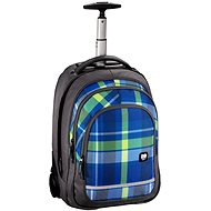 Trolley All Out Woody Blue - School Backpack