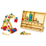Wooden Construction set - Building Kit