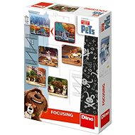 Dino The Secret Life of Pets Focusing - Memory game