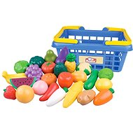 Redbox Shopping Basket with Fruits and Vegetables