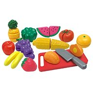 Redbox Fruit and Vegetable Playset - Game set