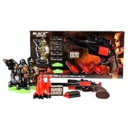 Gun with accessories - Game set