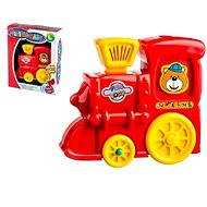 Musical Baby Locomotive - Educational toy