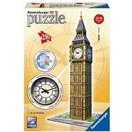 Ravensburger 3D 125869 Big Ben with clock - 3D puzzle