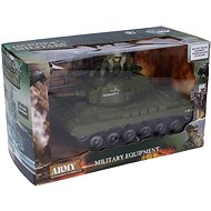 Wiky Tank with soldier and accessories - Toy Car