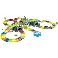 Wiky Go! Go! Flexile Track with two tunnels - Slot Car Track