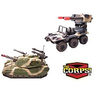 The CORPS! Armoured Vehicle - Toy Vehicle