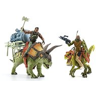 The CORPS! Soldiers with Dinosaurs Set - Figures