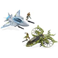 The CORPS! Aeroplane Set - Figures