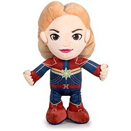 Avengers Captain Marvel - Plush Toy