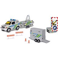 2-Play Police Set - Toy Vehicle