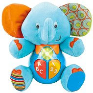 Winfun Blue Elephant - Educational Toy