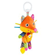 Lamaze Fox - Cot Toy