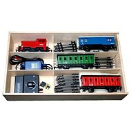 Start Set 2 with Diesel Locomotive T701 - Train Set